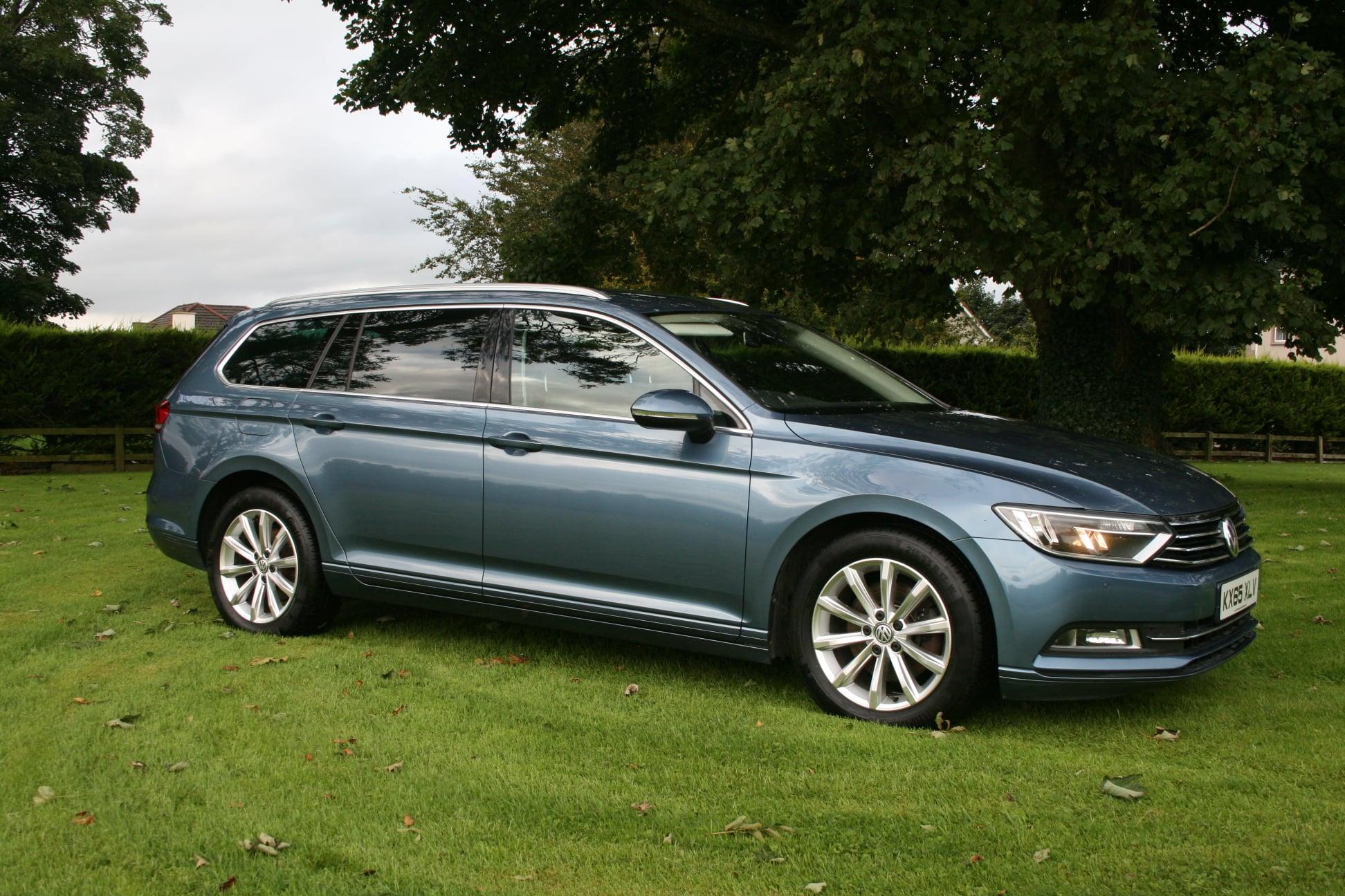 2015 Vw Passat 2 0 Tdi Se Business Estate Wj Mclaughlin Car Sales North West Ireland